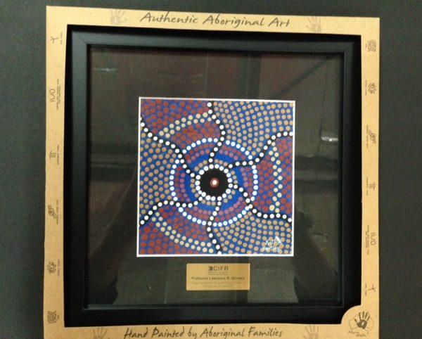 International clients love these unique Australian Aboriginal gifts.