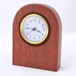 Jarrah Tilt Base Clock