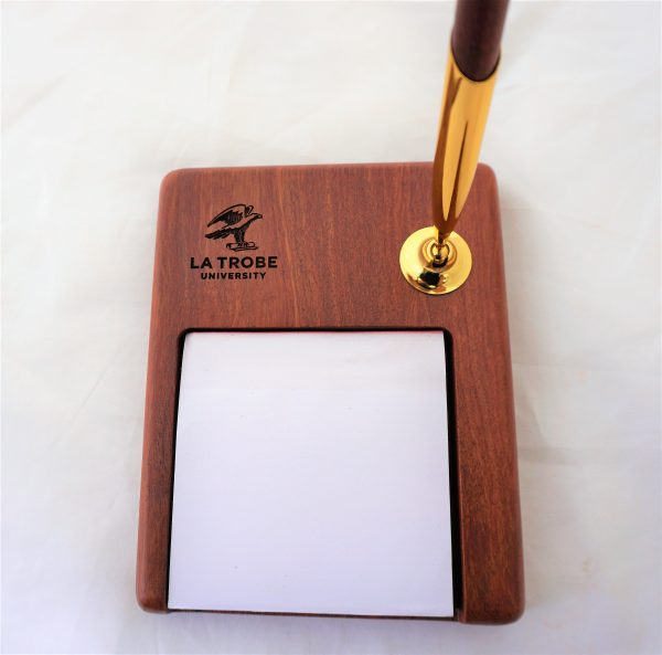 Jarrah Desk Jotter